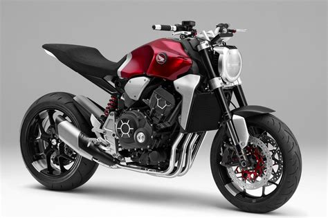 More New Bikes From Honda In Tokyo