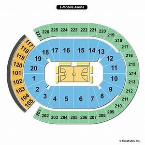 T Mobile Arena Las Vegas Nv Seating Chart View