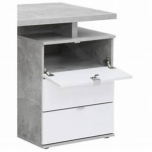 Computertisch Weiß Hochglanz : schreib und computertisch universalies015 beton hochglanz wei 259 00 ~ Frokenaadalensverden.com Haus und Dekorationen