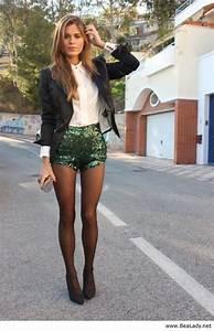 Silvester Outfit 2017 : pin by miranda patton on fashion in 2019 outfit silvester outfit shorts ~ Frokenaadalensverden.com Haus und Dekorationen