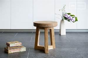 Mini Tabouret Bois : wooden stool maverick table or occasional seat designed pib ~ Teatrodelosmanantiales.com Idées de Décoration