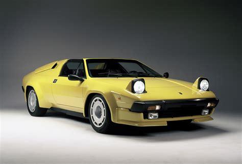 Lamborghini Jalpa (1981-1988) : SpeedDoctor.net