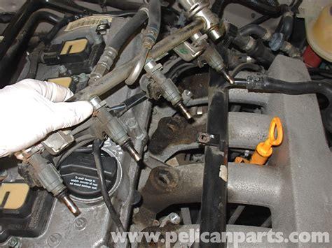 audi   volkswagen fuel injector replacement golf