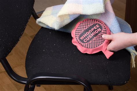 whoopy cusion how to pull the whoopee cushion prank 5 steps with pictures