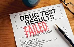 Positive Drug Tests Among U S  Workers Remain At 13