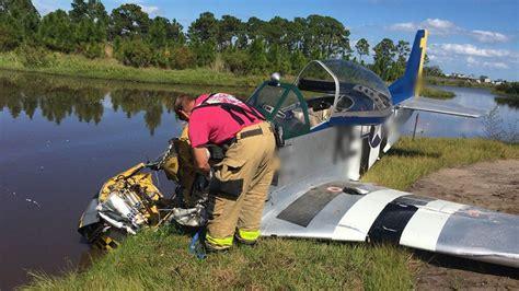 small plane crashes brevard county
