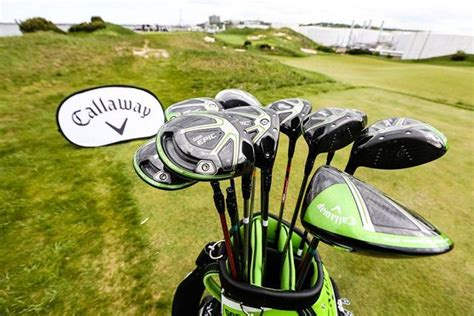 callaway golf company   positioned   future