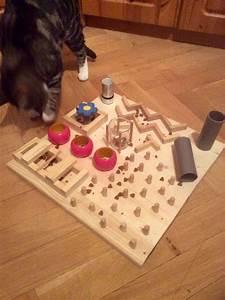 Bohrlöcher Zu Machen : die besten 17 ideen zu katzenspielzeug selber machen auf ~ Michelbontemps.com Haus und Dekorationen
