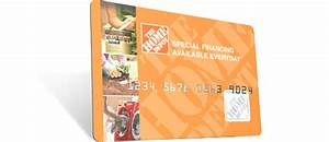 Credit Card Offers - The Home Depot