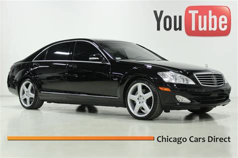 Chicago Cars Direct Presents A 2007 Mercedes-benz S600 V12