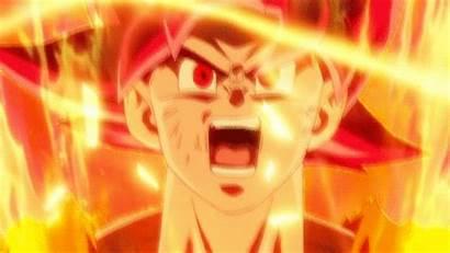 Goku Saiyan Super God Power Dragon Ball