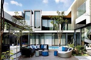 U, Shaped, House, Designs