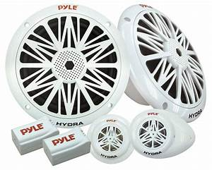 Pyle - Plmr6k - Marine And Waterproof
