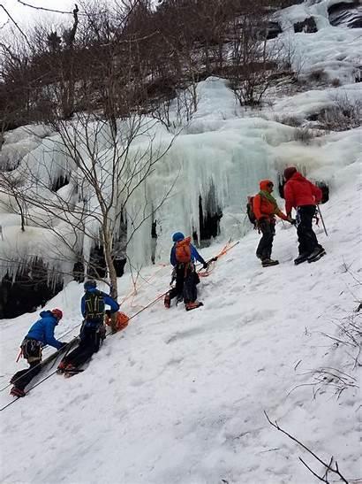 Ice Stowe Climbing Winter Vt Activities