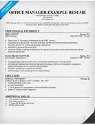 Resume Samples Office Manager Resume Example Ideas Office Manager Resume Sample Tips Resume Genius Hotel Front Office Manager Resume To Do List Awesome Medical Assistant Cover Letter Sample Simple