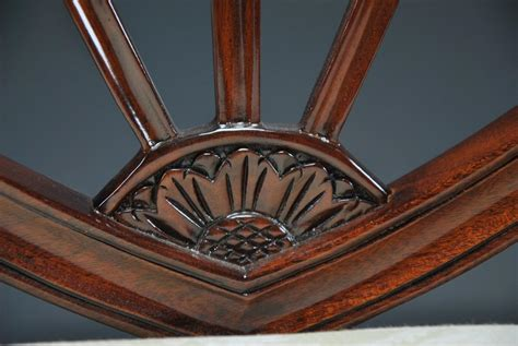 mahogany kitchen cabinets mahogany shield back dining chairs fleur de lis shield 3960