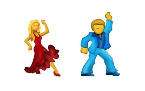dancing emoji is this what the new emoji will look like telegraph