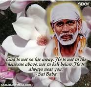 Shirdi Sai Baba Wallpapers With Quotes In Hindi