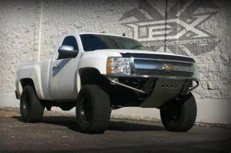 lex offroad chevy silverado  front bumpers