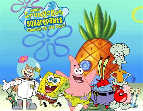 Which Sin Do You Represent From Spongebob Squarepants