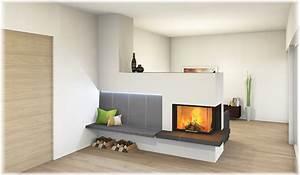Ofen Als Raumteiler : bilder im wohnzimmer ~ Sanjose-hotels-ca.com Haus und Dekorationen