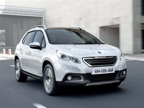 Peugeot Crossover by Peugeot 2008 Crossover 2013