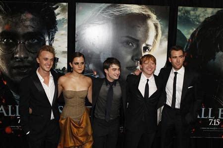 Harry Potter The Strange Case Oscars Snub Reuters
