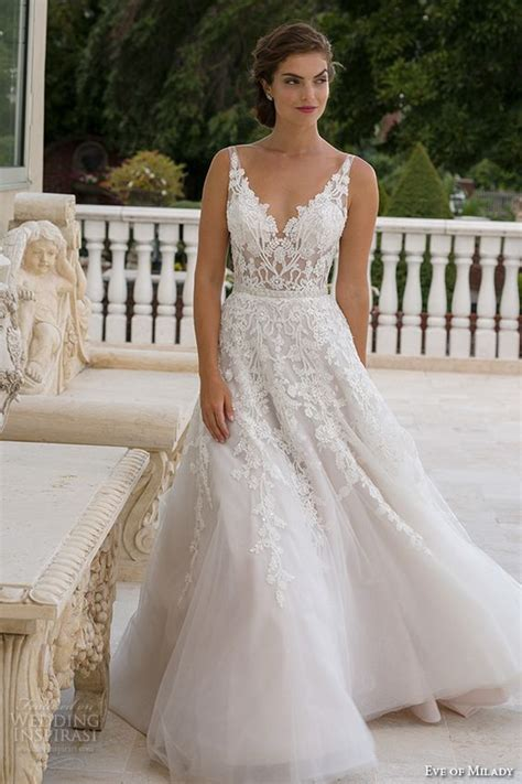 50 Beautiful Lace Wedding Dresses To Die For 2531763
