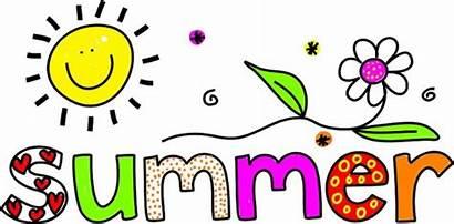 Clip Summer Clipart Schools Fun Activities Summertime