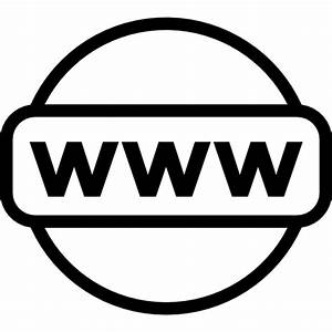 World wide web - Free web icons
