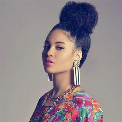 coupe afro  coiffures afro dont  est fan elle