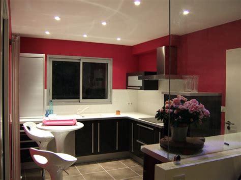 couleur mur cuisine cuisine noir couleur mur