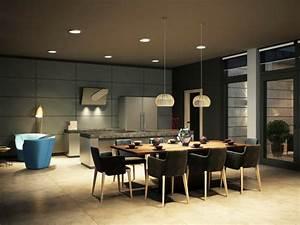 Stühle Esszimmer Design : moderne esszimmer einrichtung 18 inspirierende designs ~ Frokenaadalensverden.com Haus und Dekorationen