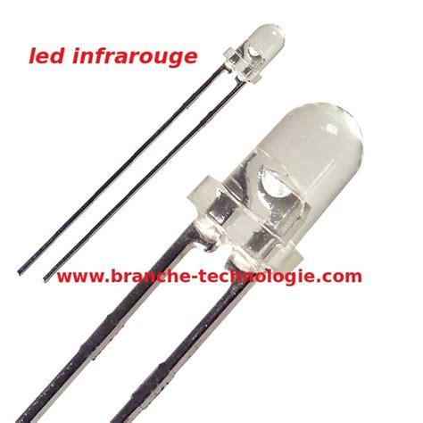 le infrarouge pour capteur infrarouge principe et defenition branche technologie