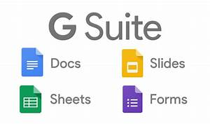 Google update makes meetings smarter on g suite ausdroid for Google docs sheets slides and forms