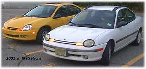2002 2003 and 2005 Dodge Neon SXT car reviews