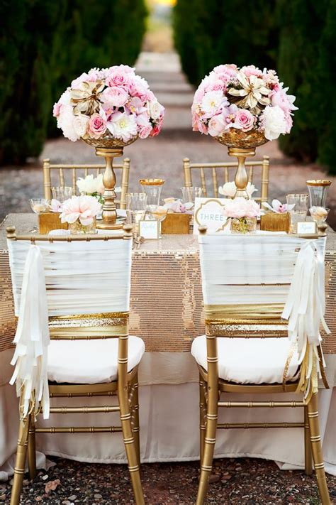 chaise mariage 153 best blush dusty and gold wedding
