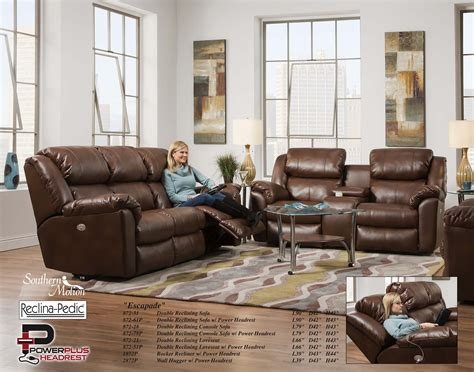Southern Motion 872 Sofa Loveseat Loosiers Furniture