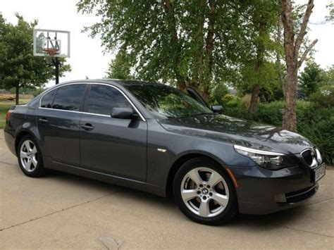 Find Used 2008 Bmw 535xi  Navigation  Extended Warranty