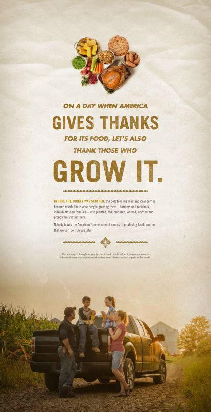 tribute  farmers  thanksgiving