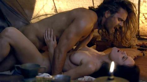 Gwendoline Taylor Intensive Sex From Spartacus Scandalpost