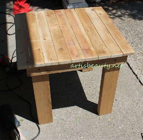 emejing fabriquer une table de awesome fabriquer une table salon de jardin gallery