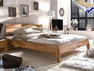 Schlafzimmer Komplett 140x200 : massivholzbett divico 140x200 wildeiche ge lt lattenrost ~ Whattoseeinmadrid.com Haus und Dekorationen