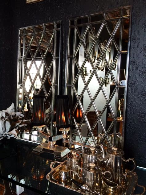 decorative original window mirror wall panels decorative