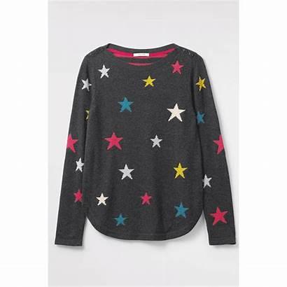 Jumper Stars Stuff Follow Clothing Charcoal