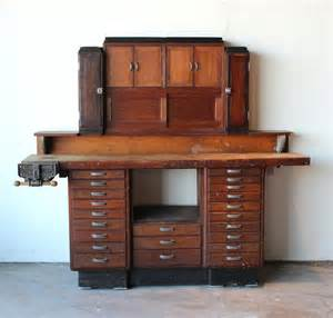 Cabinet Makers Workbench by Reserved For Kelly Mid Century Vintage Antique Industrial