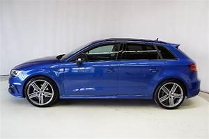 Audi A3 Bleu : audi a3 sportback ambition s line exp 1 4tfsi s troni chf 30 39 331 auto del anno auto ~ Medecine-chirurgie-esthetiques.com Avis de Voitures