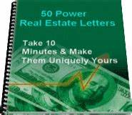 letters expired listing letters power real estate With power real estate letters