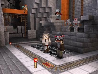 Minecraft Edition Update Redstone Skins Windows Pocket