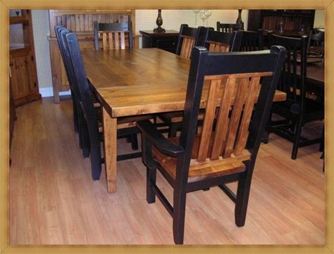 bench style table and chairs rustic kitchen tables and chairs florist home and design